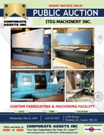 ITEG Machinery Inc.