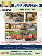 Mine Jeffrey Inc.