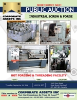 Industrial Screw & Forge
