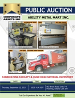 Ability Metal Mart Inc.