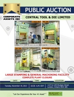 Central Tool & Die Limited