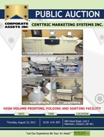 Centtric Marketing Systems Inc.