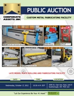 Custom Metal Fabricating Facility