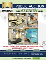 Dal-Tile, Olean New York