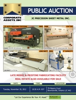 JC Precision Sheet Metal Inc.