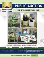 K & S Tech Services Inc.