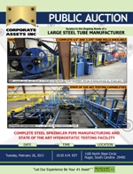 Large Steel Tube Manufacturer
