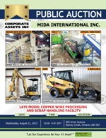MIDA International Inc.