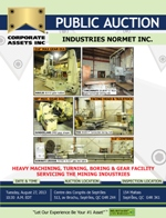 Industries Normet Inc.