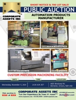 Automation Products Manufacturer