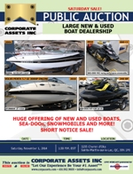 Large New & Used Boat Dealership
