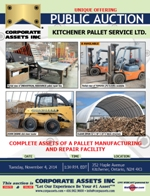 Kitchener Pallet Service Ltd.