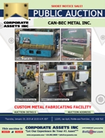 Can-Bec Metal Inc.