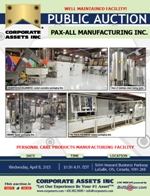 Pax-All Manufacturing Inc.