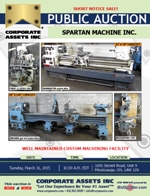 Spartan Machine Inc.