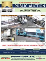 DEC Industries Inc.