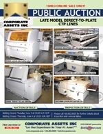 Late Model Direct-To-Plate CTP Lines