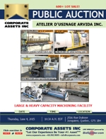 Atelier d'Usinage Arvida Inc.