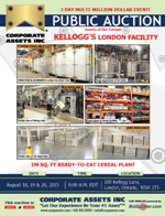 Kellogg's London Facility