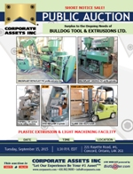 Bulldog Tool & Extrusions Ltd.