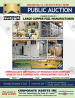 Large Copper Foil Manufacturer