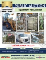 Equipment Repair Shop