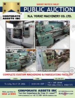 N.A. Yorke Machinery Co. Ltd.