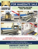 PRISTINE MACHINE TOOL OFFERING