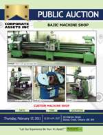 Bajic Machine Shop