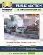 C & H Machinery Design Inc.