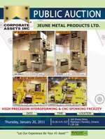 Jeune Metal Products Ltd.