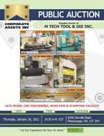 M Tech Tool & Die Inc.