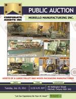 Morello Manufacturing Inc.