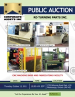 RD Turning Parts Inc.