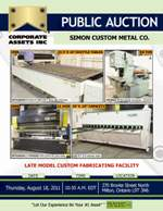 Simon Custom Metal Co.