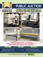 Techno Logic Machining Inc. & Gautreau Machine Shop Limited