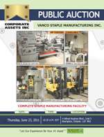 Vanco Staple Manufacturing Inc.