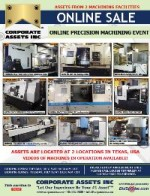 Online Precision Machining Event