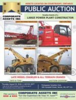 Large Power Plant Constructor