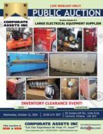 Large Electrical Equipment Supplier
