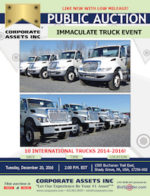 Immaculate Truck Event