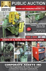 Green-Key Manufacturing Ltd.
