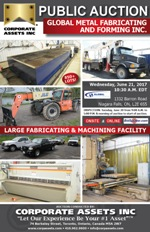 Global Metal Fabricating and Forming Inc.