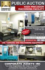 High Precision Machining Facility
