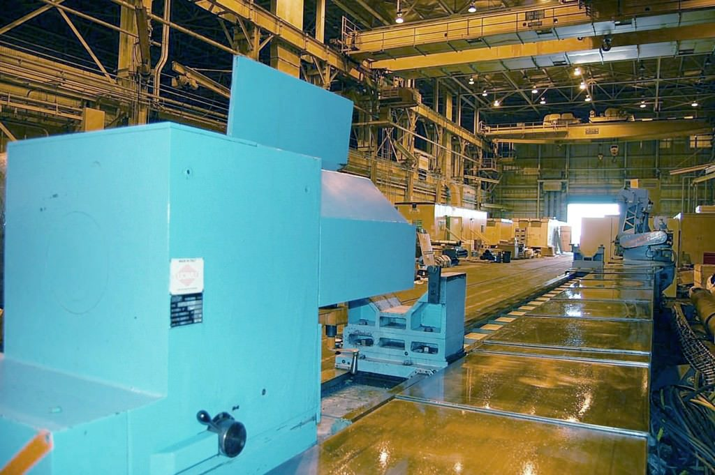 """SAFOP Leonard 40R 38"""" x 420"""" CNC Roll Grinder with Turning Attachment Image"""