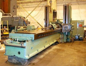 FUTURMILL Double Housing Planer Mill Image