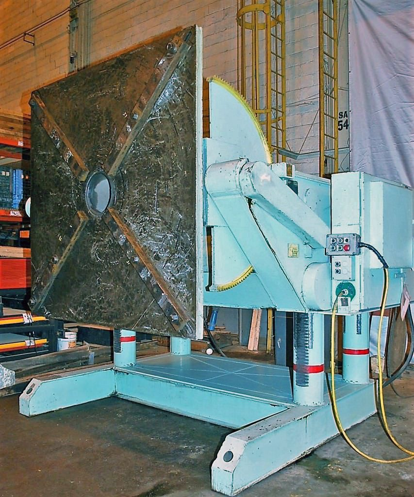 ARONSON GE-500EDC Geared Elevation Welding Positioner Image
