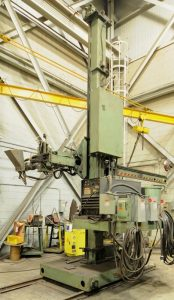 PANDJIRIS 10X8 cart mounted welding manipulator Image