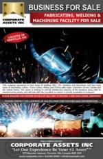 Fabricating, Welding & Machining Facility For Sale