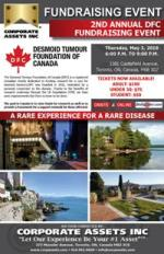 2nd Annual DFC Fundraising Event